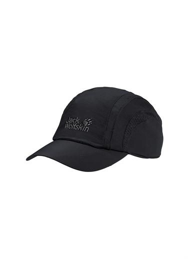Jack Wolfskin Şapka Siyah